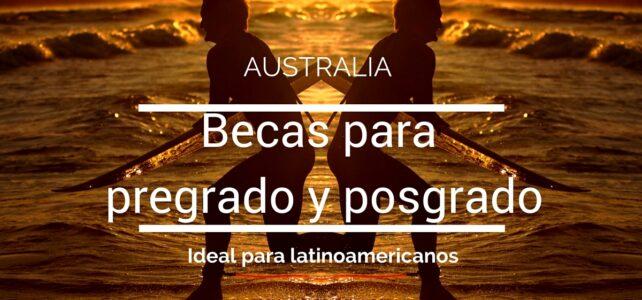 Becas Australia
