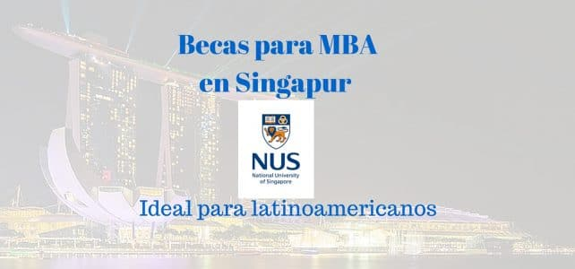 MBA Becas