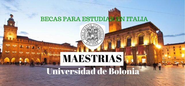 Becas para estudiar Maestrias en Italia