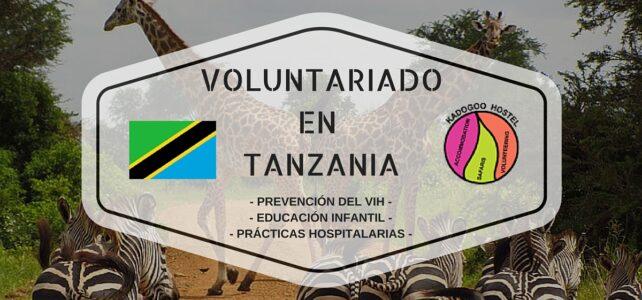 Voluntariado en Tanzania (África)