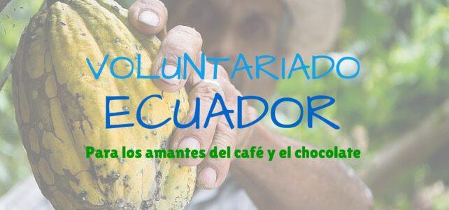 Voluntariado ecuador