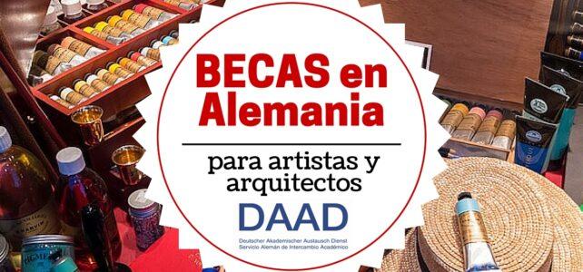 Becas para artistas y arquitectos en Alemania