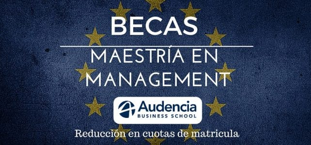 Becas en Francia – «International Master in Management» MBA
