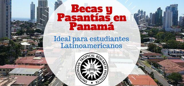 Becas y pasantías en Panamá para estudiantes de América Latina
