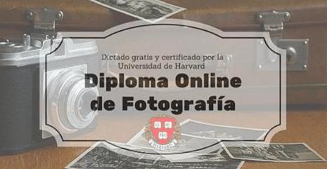 Curso Online de Fotografía dictado por la Universidad de Harvard – Gratis & con posibilidad de certificado