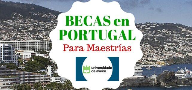 Becas de Maestría en Portugal