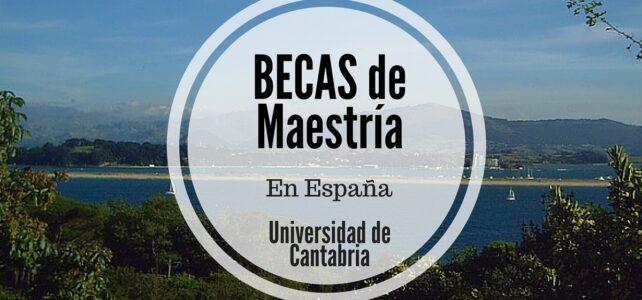 Becas de Maestría en España