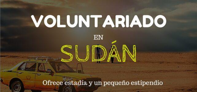 Voluntariado en África. Incluye acomodación y remuneración
