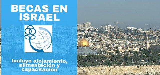 Becas para curso de liderazgo juvenil en Israel – Curso en español