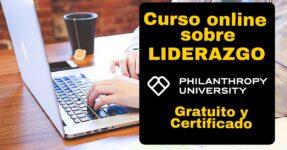 Curso virtual gratuito sobre liderazgo  – Philanthropy University
