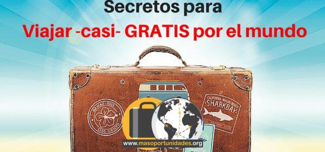 10 consejos que te ayudarán a viajar – casi – gratis por el mundo