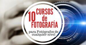 cursos fotografia