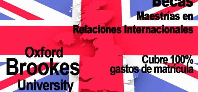 Becas para Maestría en el Reino Unido