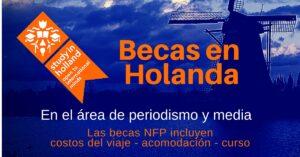Becas en Holanda