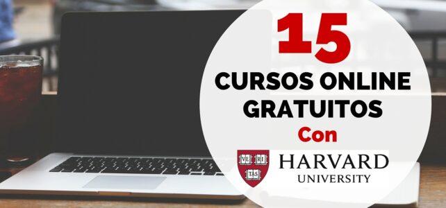La Universidad de Harvard ofrece cursos online gratuitos