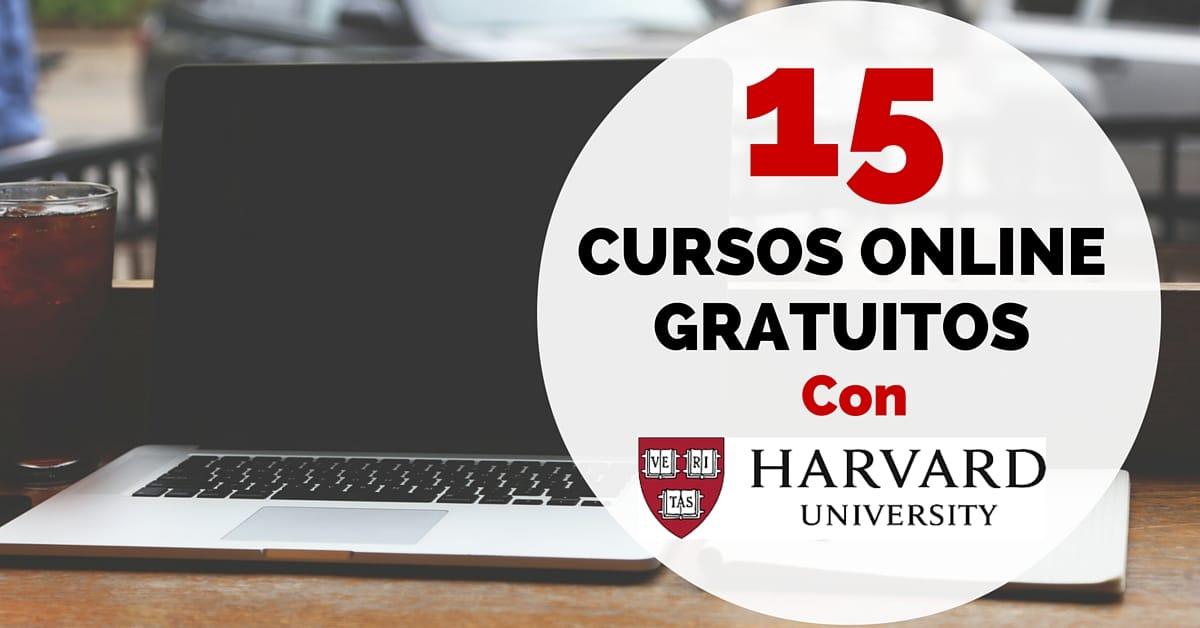 La Universidad De Harvard Ofrece Cursos Online Gratuitos Mas Oportunidades