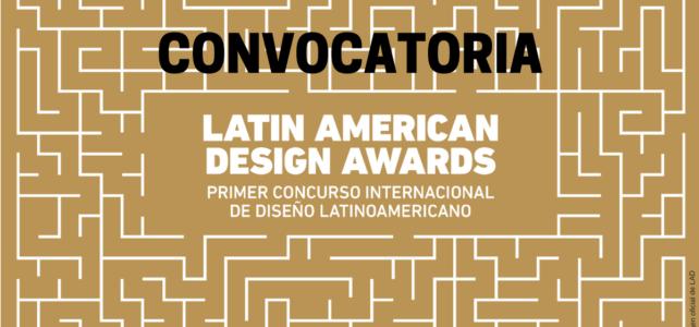 Convocatoria – Premios latinoamericanos al diseño