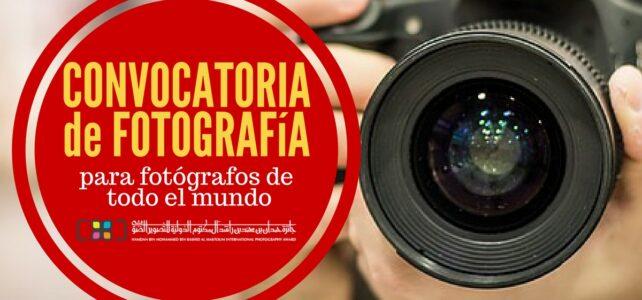 Convocatoria para fotógrafos de todo el mundo