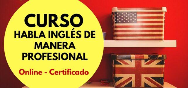 Curso online para hablar inglés de manera profesional