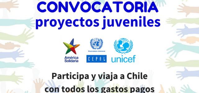 CONCAUSA : Convocatoria para proyectos juveniles de superación de la pobreza