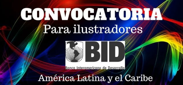 El BID abre convocatoria para ilustradores de América Latina