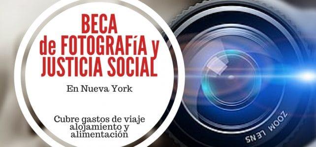 Becas de Fotografía y Justicia Social en Nueva York