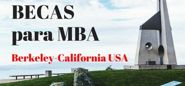 BECAS PARA MBA CALIFORNIA USA