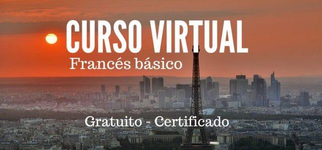 Curso Gratuito Online para estudiar francés básico