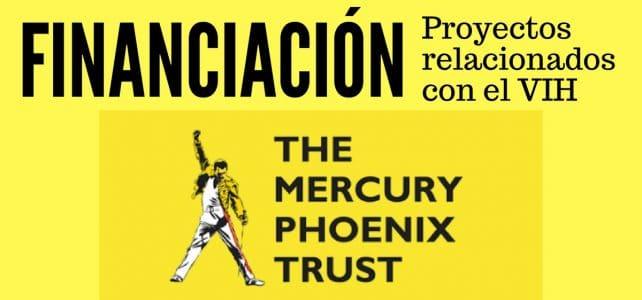 Financiación para proyectos relacionados con el VIH y SIDA de la Fundación Mercury Phoenix Trust