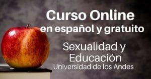 CURSO ONLINE ESEXUALIDAD Y EDUCACION