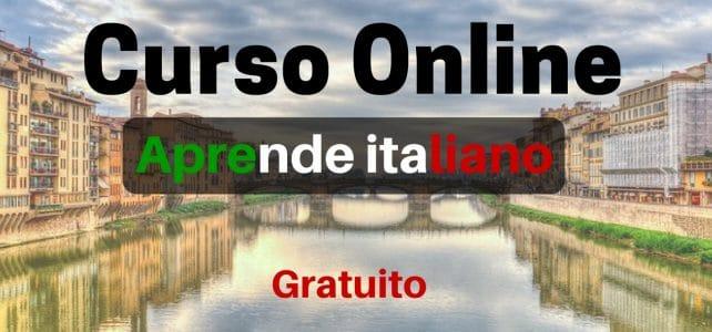 Curso online gratuito para aprender italiano