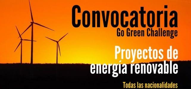 Viaja a Paris presentando proyectos de energía renovable