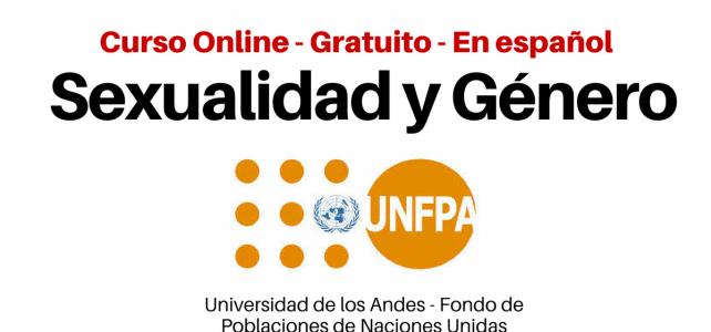 Curso Online sobre Sexualidad y Género