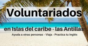 Convocatoria para voluntariados en Latinoamérica y el Caribe