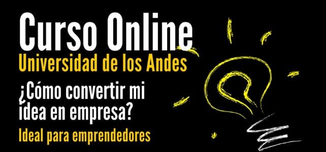 Curso online y gratuito para convertir tu idea en una empresa