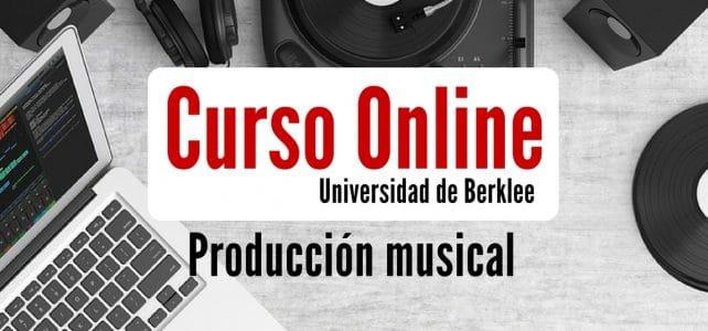 Curso online sobre producción musical