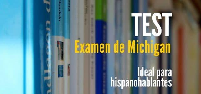 Test gratuito para preparación del examen Michigan