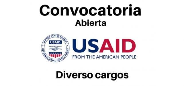 Nuevas oportunidades laborales con USAID en Colombia. Diversos cargos con MSI