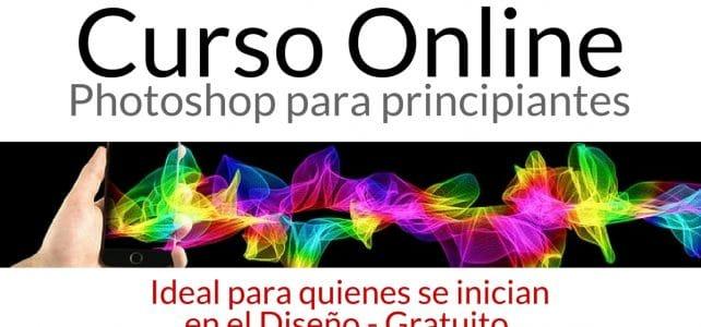 Curso online sobre Photoshop