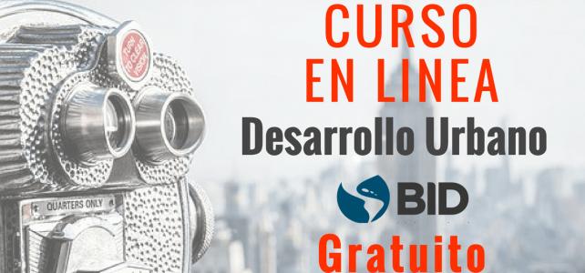 Curso en línea del BID en español– Desarrollo sostenible