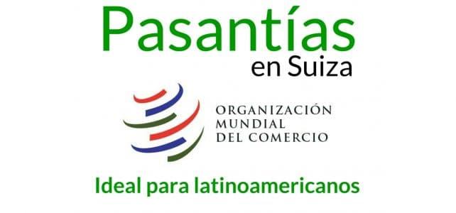 Pasantía en Suiza para Latinoamericanos