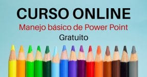 Videocurso online y gratuito sobre manejo básico de Power Point