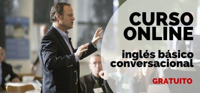 Curso inglés básico conversacional: el más consultado !