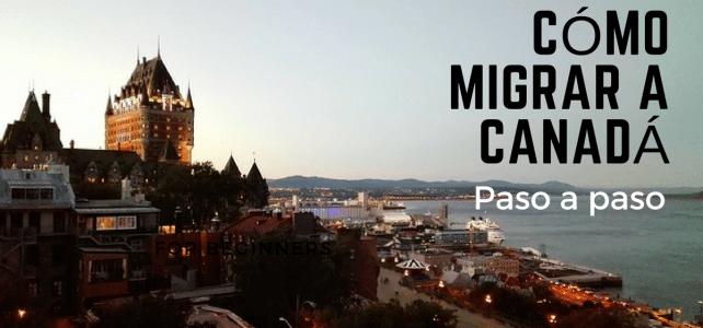 Guía básica para migrar a Canadá como estudiante de College