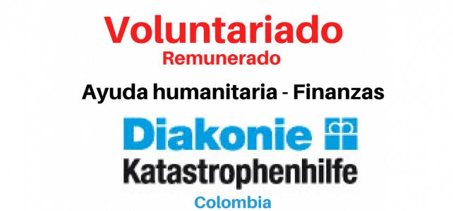 Voluntariado en Ayuda Humanitaria – DIAKONIE Apoyo en Emergencias