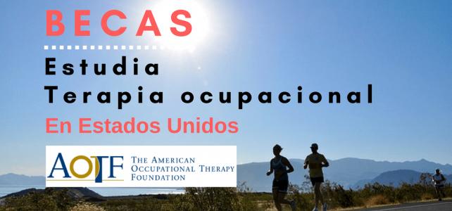 Becas para estudios en terapia ocupacional