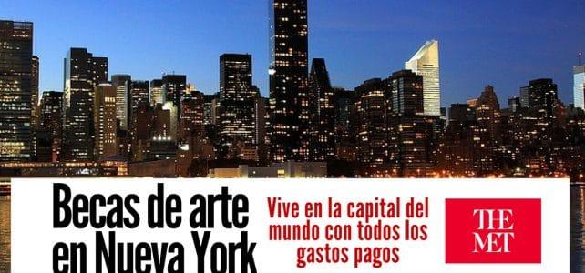 Becas de arte en Nueva York