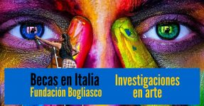 Becas en Italia para artistas del mundo entero