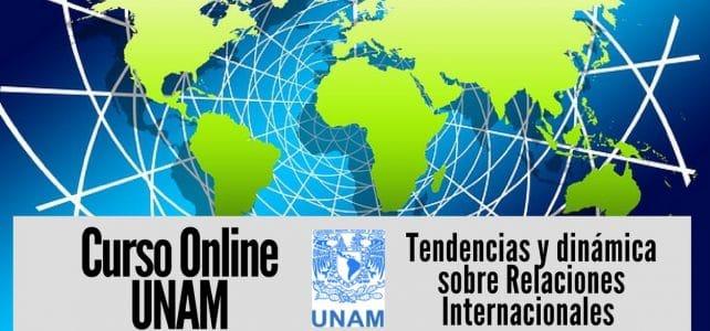 Curso online y gratuito: Relaciones Internacionales