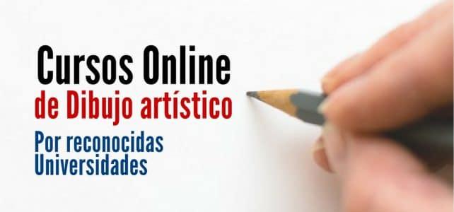 Cursos online y gratuitos sobre dibujo artístico